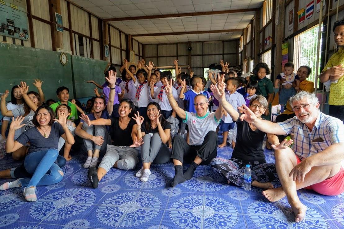 Manora Village Hua Hin Charity Day